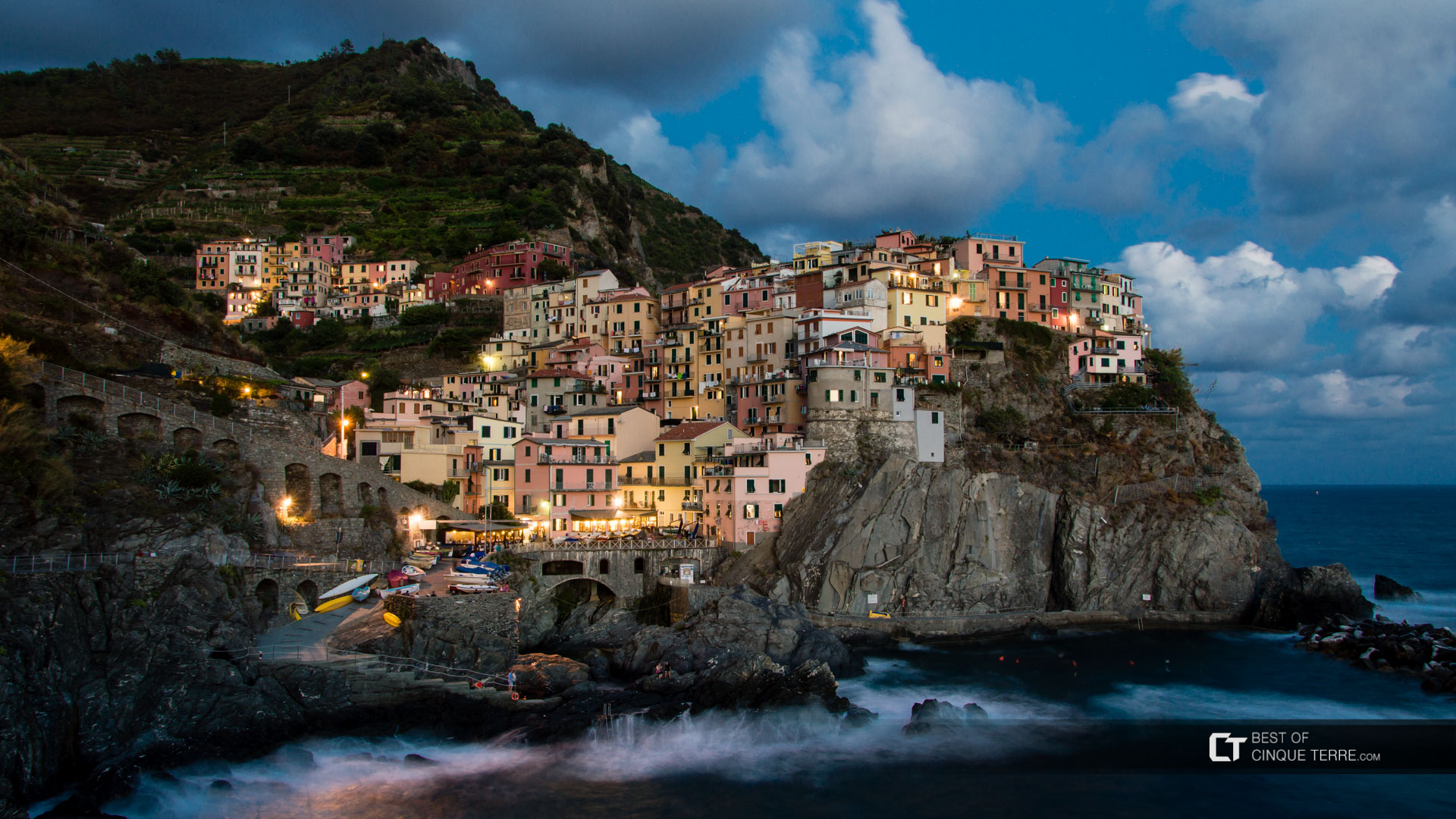 Cinque Terre Hotels With Parking
