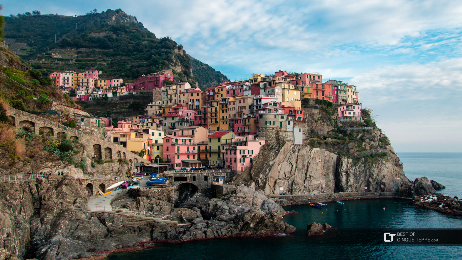 Visiting the cinque terre in three days for Hotels in cinque terre