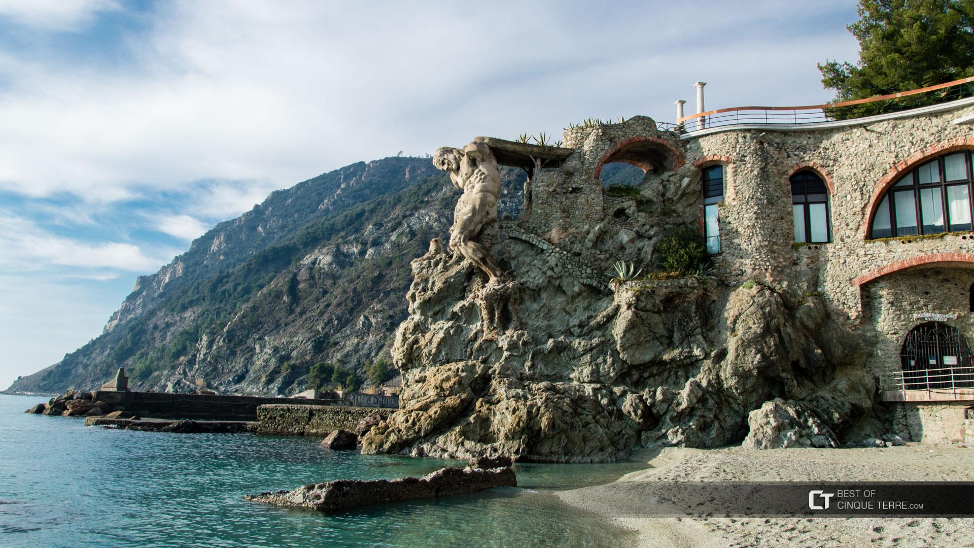 Monterosso al mare for Appart hotel 5 terres