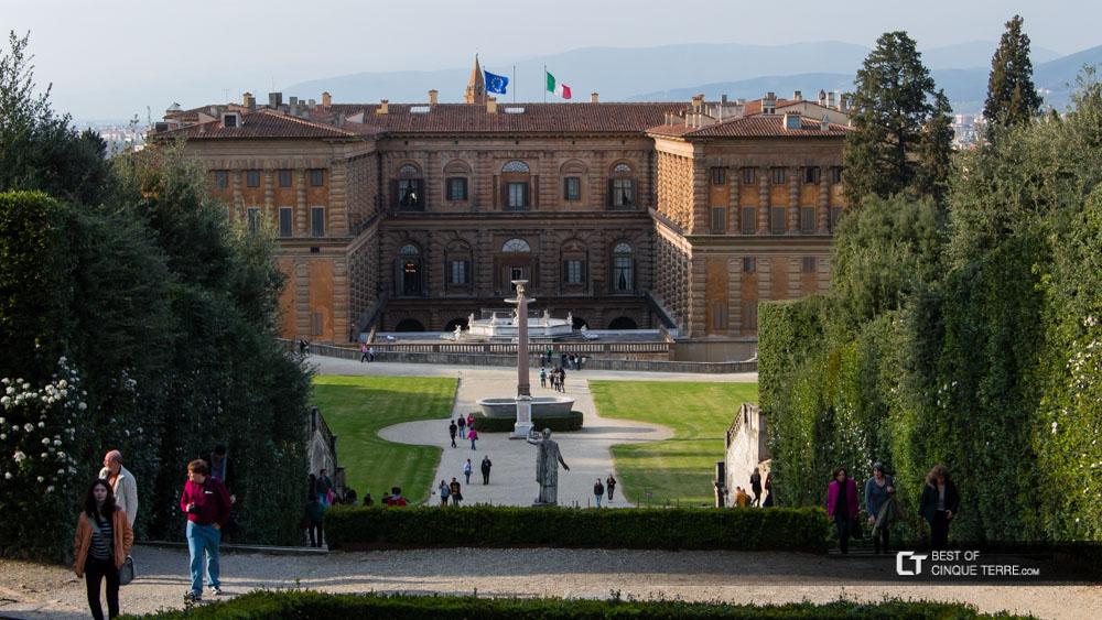 Firenze giardino di boboli e palazzo pitti for Palazzo pitti orari