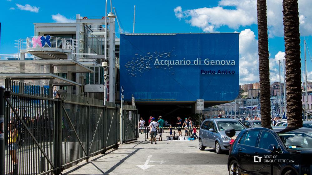 Genova. Acquario di Genova