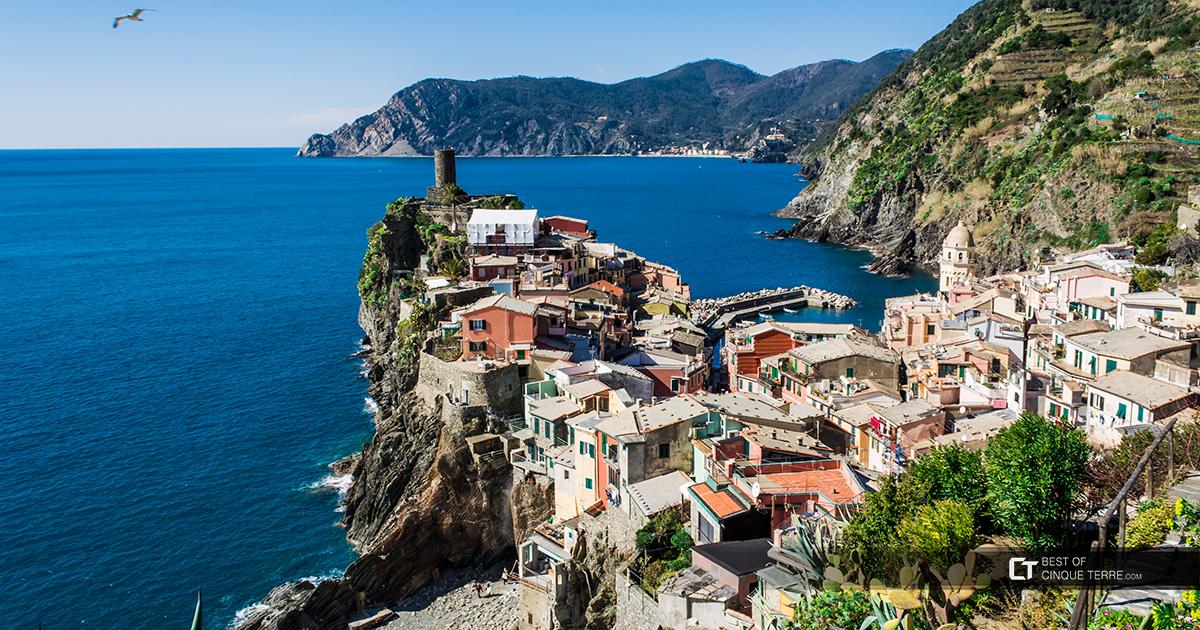 I Paesi Delle Cinque Terre