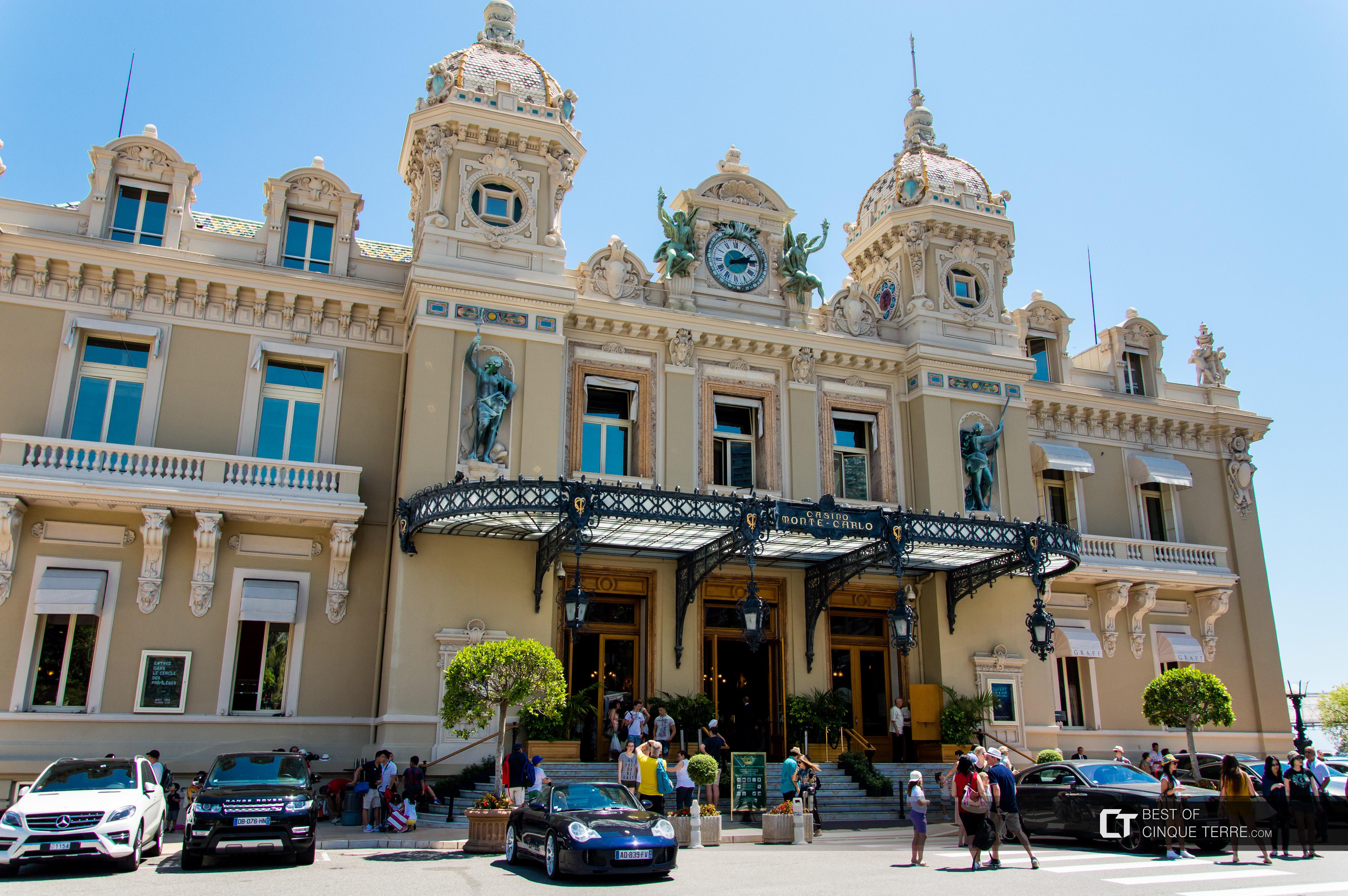 Monte Carlo Casino >> Monaco Monte Carlo Casino