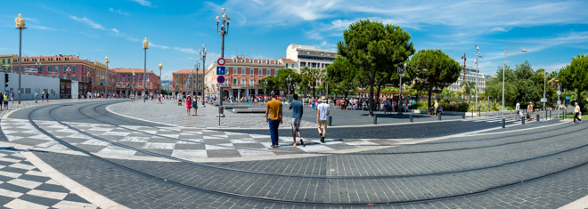 Place Masséna, Nice, France