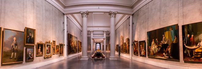 National Art Gallery, Parma, Italy