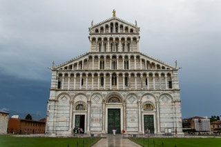 Cathedral, Pisa, Italy