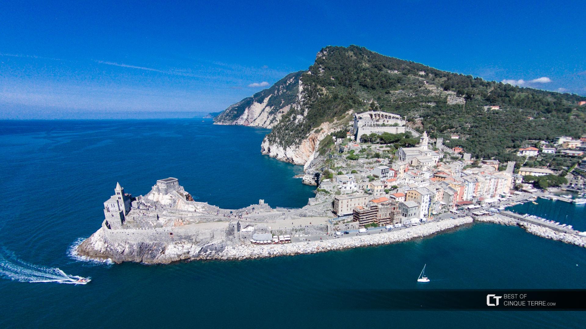Portovenere Terrazza Del Castello Doria